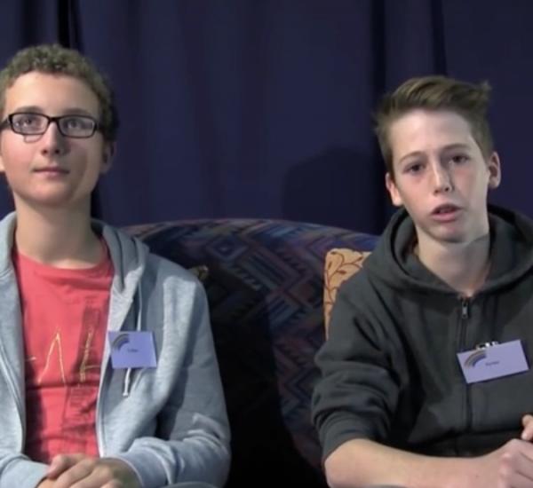 Filmprojekt Regenbogenfamilie: Klischee und Wahrheit
