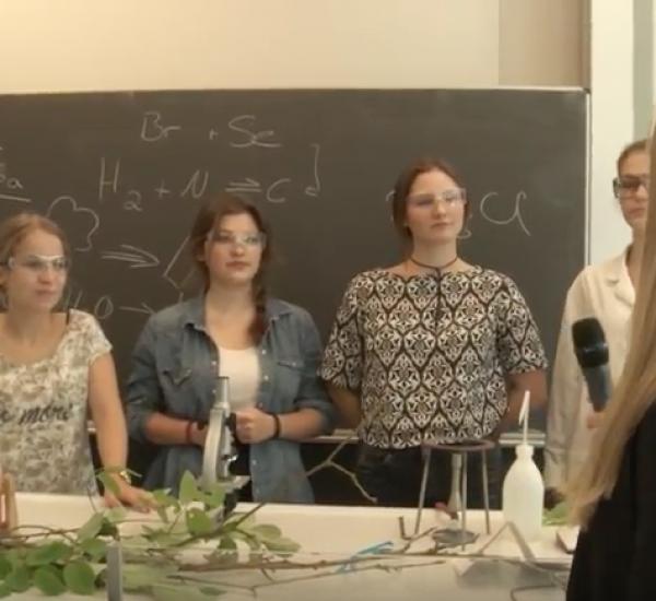 Filmprojekt: Das Geheimnis des Schoko-Baumes