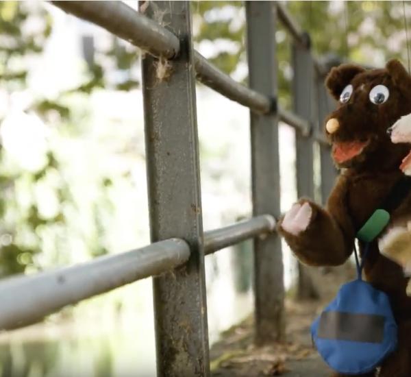 Lutzi, Herbert und die große Langeweile – Marionettenfilm für Kinder