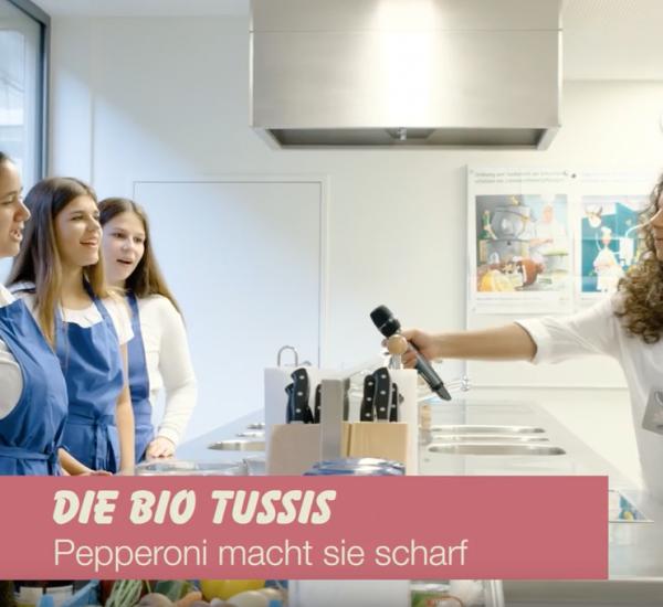 Topfschläger – Die Kochduell Show – Medienpädagogisches Filmprojekt – Hedwig-Dohm-Schule