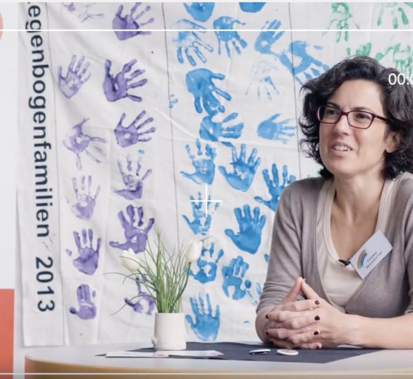 Regenbogenfamilienseminar 2016 in Stuttgart