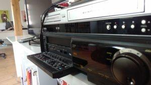 Videorecorder